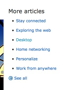 more articles content label - microsoft.com