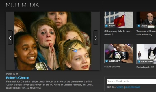 Editors choice content from Reuters.com